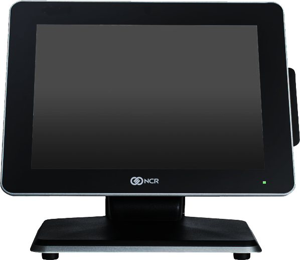 ncr counterpoint pos console xr7 front